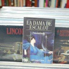 Libros de segunda mano: LA DAMA DE ESCARLOT. ANÓNIMO. Lote 143855618
