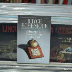 Libros de segunda mano: MUERTE DE SEVILLA EN MADRID. BRYCE ECHENIQUE. Lote 143855650