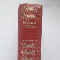 Libros de segunda mano: LA DIVINA COMEDIA. (DANTE ALIGHIERI). Lote 144165198