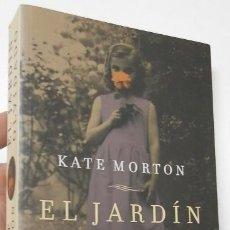 Libros de segunda mano: EL JARDÍN OLVIDADO - KATE MORTON. Lote 144375330