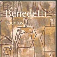 Libros de segunda mano: MARIO BENEDETTI. CUENTOS. ALIANZA. Lote 145008938