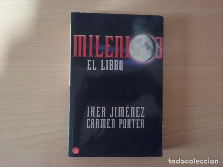 milenio 3. el libro - iker jimenez y carmen po - Kaufen Andere ...