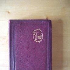 Libri di seconda mano: OBRAS COMPLETAS. VIRGILIO, HORACIO - AGUILAR - 1941. Lote 145714570