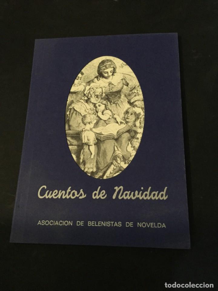 PEQUEÑO LIBRO ILUSTRADO CUENTOS DE NAVIDAD (Libros de Segunda Mano (posteriores a 1936) - Literatura - Narrativa - Otros)