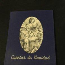 Libros de segunda mano: PEQUEÑO LIBRO ILUSTRADO CUENTOS DE NAVIDAD. Lote 146192154