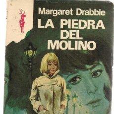 Libros de segunda mano: RENO. Nº 337. LA PIEDRA DEL MOLINO. MARGARET DRABBLE. EDICIONES G.P. 1970. (ST/C11). Lote 146732330