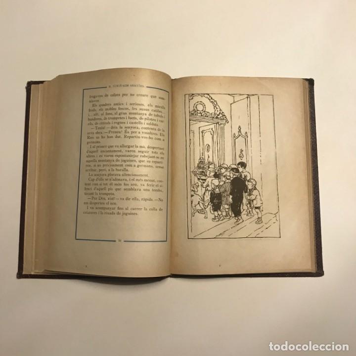 Libros de segunda mano: EL TRESOR DELS POBRES DE R. SURIÑACH SENTIÉS, 1921 autografo numerado - Foto 8 - 146832034