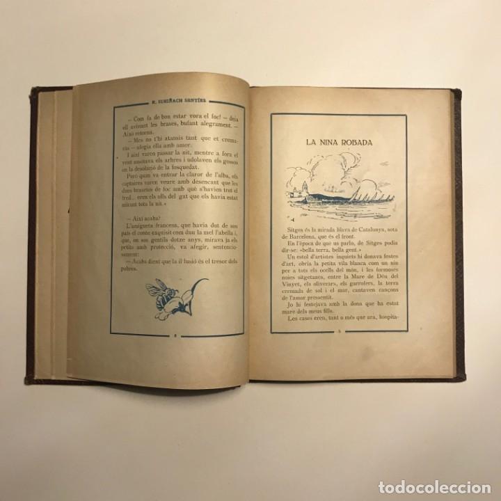 Libros de segunda mano: EL TRESOR DELS POBRES DE R. SURIÑACH SENTIÉS, 1921 autografo numerado - Foto 7 - 146832034