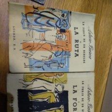 Libros de segunda mano: LA FORJA DE UN REBELDE, A. BAREA. Lote 147074168