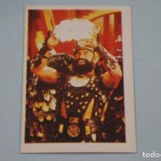 Libros de segunda mano: CROMO DE FLASH GORDON SIN PEGAR Nº 55 AÑO 1980 DEL ALBUM FLASH GORDON DE E.G.C.S.A.. Lote 231449875