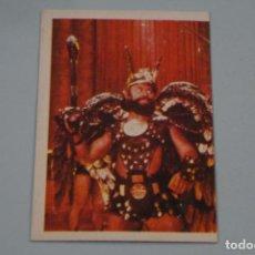 Libros de segunda mano: CROMO DE FLASH GORDON SIN PEGAR Nº 57 AÑO 1980 DEL ALBUM FLASH GORDON DE E.G.C.S.A.. Lote 147299670