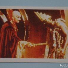 Libros de segunda mano: CROMO DE FLASH GORDON SIN PEGAR Nº 63 AÑO 1980 DEL ALBUM FLASH GORDON DE E.G.C.S.A.. Lote 147300006