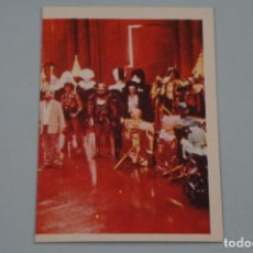 Libros de segunda mano: CROMO DE FLASH GORDON SIN PEGAR Nº 72 AÑO 1980 DEL ALBUM FLASH GORDON DE E.G.C.S.A.. Lote 147300606