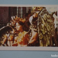 Libros de segunda mano: CROMO DE FLASH GORDON SIN PEGAR Nº 125 AÑO 1980 DEL ALBUM FLASH GORDON DE E.G.C.S.A.. Lote 147304394