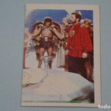 Libros de segunda mano: CROMO DE FLASH GORDON SIN PEGAR Nº 127 AÑO 1980 DEL ALBUM FLASH GORDON DE E.G.C.S.A.. Lote 147304446