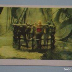 Libros de segunda mano: CROMO DE FLASH GORDON SIN PEGAR Nº 128 AÑO 1980 DEL ALBUM FLASH GORDON DE E.G.C.S.A.. Lote 147304510