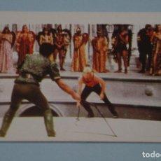 Libros de segunda mano: CROMO DE FLASH GORDON SIN PEGAR Nº 143 AÑO 1980 DEL ALBUM FLASH GORDON DE E.G.C.S.A.. Lote 147305994