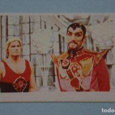 Libros de segunda mano: CROMO DE FLASH GORDON SIN PEGAR Nº 153 AÑO 1980 DEL ALBUM FLASH GORDON DE E.G.C.S.A.. Lote 147306534