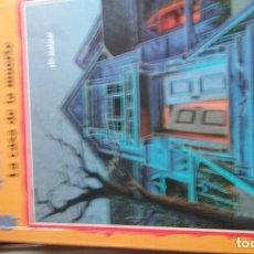 Libros de segunda mano: COLECCION PESADILLAS, LA CASA DE LA MUERTE, R.L.STINE. Lote 206235397