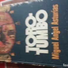 Libros de segunda mano - Torotumbo. Miguel Angel Asturias - 147832970