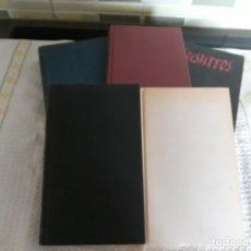 Libros de segunda mano: LITERATURA. Lote 148144010