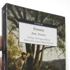 Libros de segunda mano: EMMA - JANE AUSTEN. Lote 148189934