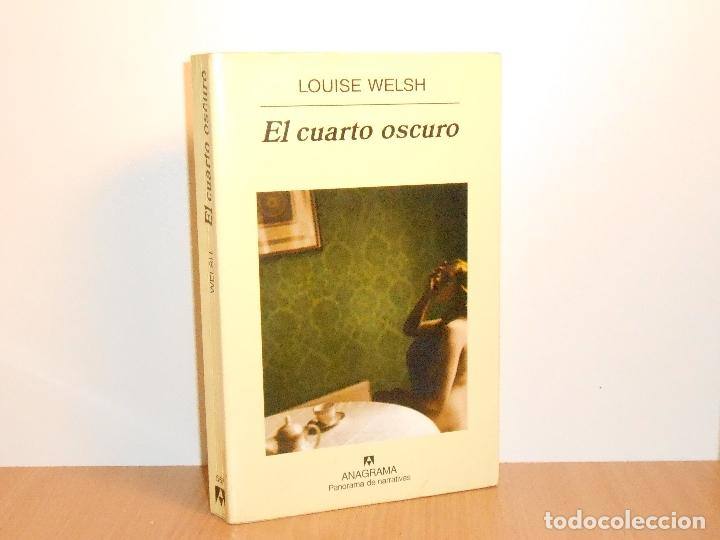 el cuarto oscuro, louise welsh - Kaufen Andere Prosaliteratur in ...