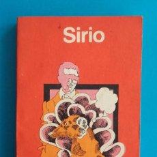 Libros de segunda mano: SIRIO. OLAF STAPLEDON. MINOTAURO. COLECCIÓN OTROS MUNDOS. 1978. BUENOS AIRES. . Lote 148798126