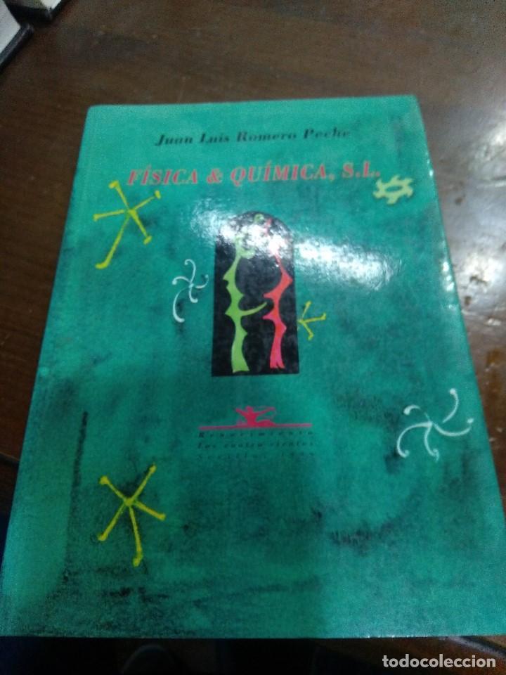 FISICA Y QUIMICA S.L (Libros de Segunda Mano (posteriores a 1936) - Literatura - Narrativa - Otros)