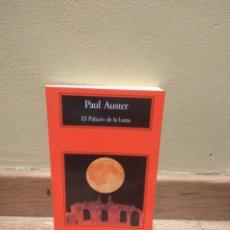 Libros de segunda mano: PAUL AUSTER EL PALACIO DE LA LUNA. Lote 149258190