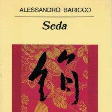 Libri di seconda mano: ALESSANDRO BARICCO, SEDA. Lote 140221650