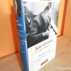 Libros de segunda mano: OBRAS COMPLETAS V / JUAN GOYTISOLO / GALAXIA GUTENBERG. Lote 149357038