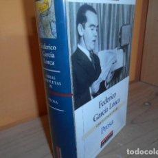 Libros de segunda mano: OBRAS COMPLETAS III / FEDERICO GARCIA LORCA / GALAXIA GUTENBERG. Lote 149357422