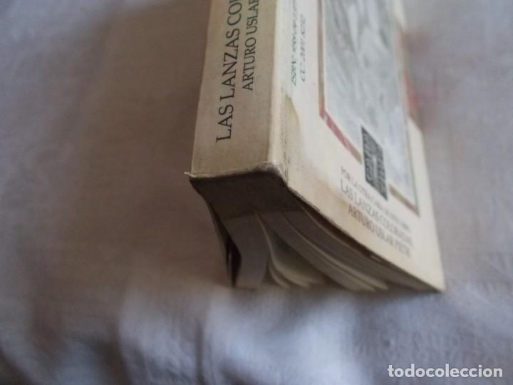 Libros de segunda mano: LAS LANZAS COLORADAS / A propósito de ARTURO USLAR PIETRI - Foto 6 - 149374714
