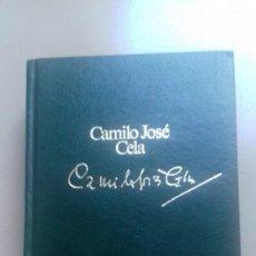 Livros em segunda mão: TOMO 23 CAMILO JOSE CELA OBRAS COMPLETAS EDICIONES DESTINO. Lote 149597578