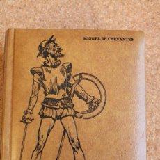 Libros de segunda mano: EL INGENIOSO HIDALGO DON QUIJOTE DE LA MANCHA. CERVANTES SAAVEDRA (MIGUEL DE). Lote 149972246