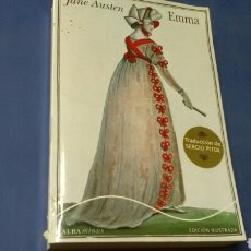 Libros de segunda mano: EMMA .JANE AUSTEN .ALBA MINUS. Lote 150760121