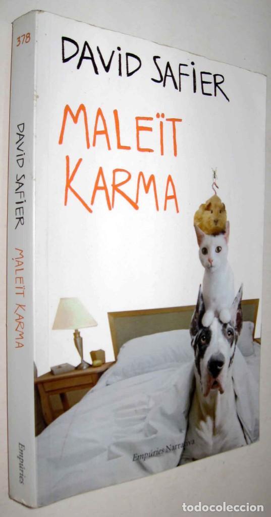 Maleït karma (EMPURIES NARRATIVA) (Catalan Edition)