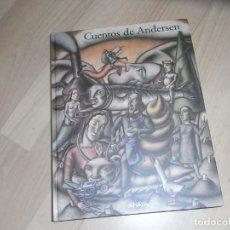 Libros de segunda mano: CUENTOS DE ANDERSEN, ANAYA. Lote 150862230