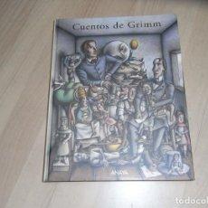 Libros de segunda mano: CUENTOS DE GRIMM, ANAYA. Lote 150862862