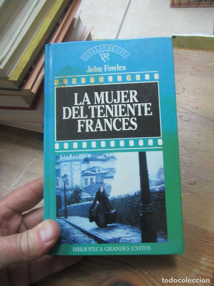 LIBRO LA MUJER DEL TENIENTE FRANCÉS JOHN FOWLES 1987 ED. ORBIS L-18037 (Libros de Segunda Mano (posteriores a 1936) - Literatura - Narrativa - Otros)