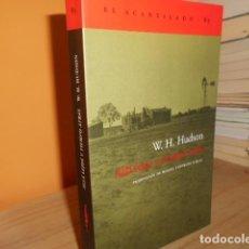 Libri di seconda mano: ALLA LEJOS Y TIEMPO ATRAS / W.H.HUDSON. Lote 150994734