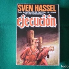 Libros de segunda mano: EJECUCIÓN - SVEN HASSEL - PLAZA & JANES S.A. - 3º EDICIÓN AÑO 1980. Lote 151155758