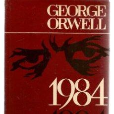 Libros de segunda mano: 1984. GEORGE ORWELL. PLANETA. (RF.MA)M.D.. Lote 151405058