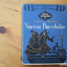 Libros de segunda mano: NUEVAS PINCELADAS P. LUIS COLOMA. Lote 151742762