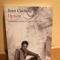 Libros de segunda mano: JEAN COCTEAU OPIUM. Lote 151907877