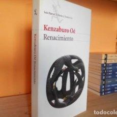 Libri di seconda mano: RENACIMIENTO / KENZABURO OE. Lote 152017110