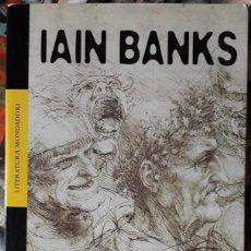 Libros de segunda mano: IAIN BANKS . EL NEGOCIO. Lote 152107010