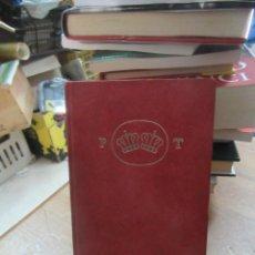 Libros de segunda mano: LIBRO DONDE VAS? ALFONSO XIII LUCA DE TENA L-11029-543. Lote 152288918