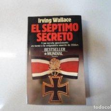 Libros de segunda mano: EL SEPTIMO SECRETO. Lote 152338390